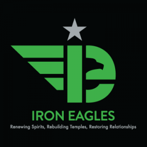 Iron Eagles Logo.