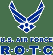 Iron Eagles Serves Air Force ROTC, U.S. Air Force logo