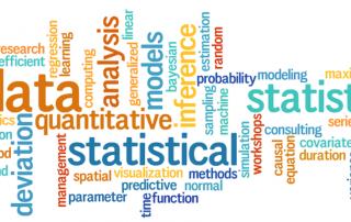 Don't Make Your Pastor A Statistic, several words together in various colors pertaining to Statistics