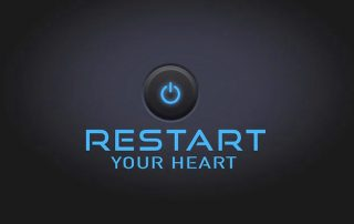 The Restart Your Heart logo