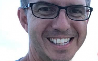 The LeaderFiT Challenge - Week 3 in Review, headshot of Pastor Patrick McCrory in glasses and a tshirt