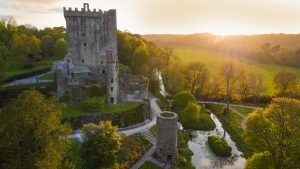 From Cardio to Cardia Arrest the Blarney Castle