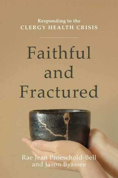 Faithful and Fractured is a Must Read, the book cover is brown with the book title and 2 hands holding a cup