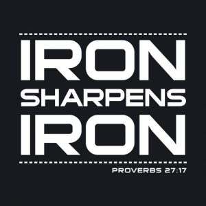 Iron Sharpens Iron logo