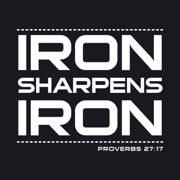 Iron Sharpens Iron logo
