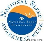 3-2-1-Go to Sleep! Here's Why...National sleep awareness week logo