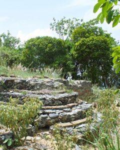Yawzi Ruins Site Virgin Islands - Challenge the National Parks Hike