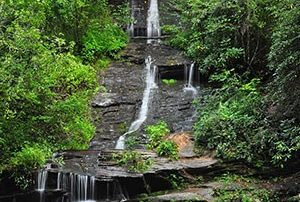 Tom Branch Falls, Great Smoky Mtn. National Park