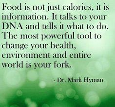 Mind-ing What you Eat