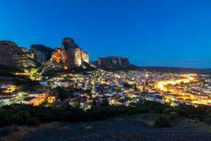 Around Athens in 80 days