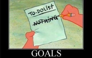 What's My Goal?